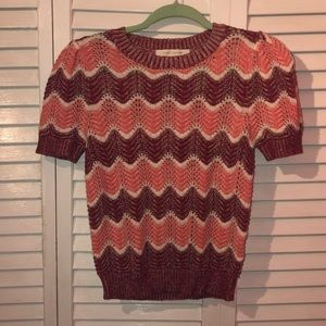 Marc Jacobs short sleeve sweater